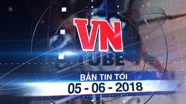 Bản tin VnTube tối 05-06-2018: Bắt nghi phạm cưỡng hiếp, sát hại nữ sinh viên năm cuối