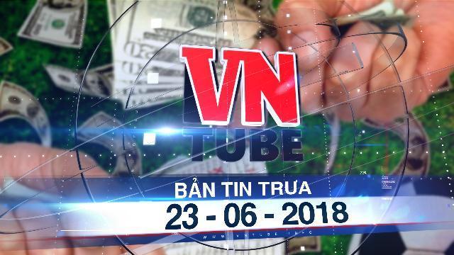 Bản tin VnTube trưa 23-06-2018: Giải cứu người định nhảy cầu vì thua cá độ World Cup