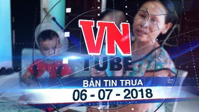 Bản tin VnTube trưa 06-07-2018: Trẻ em 6 tháng tuổi phải đóng tiền xây dựng nông thôn mới