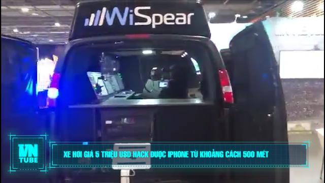 Toàn cảnh an ninh mạng số 2 tháng 07: Xe hơi giá 5 triệu USD hack được iPhone từ khoảng cách 500 mét