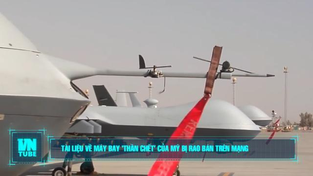 Toàn cảnh an ninh mạng số 3 tháng 07: Tài liệu về máy bay 'Thần chết' của Mỹ bị rao bán trên mạng