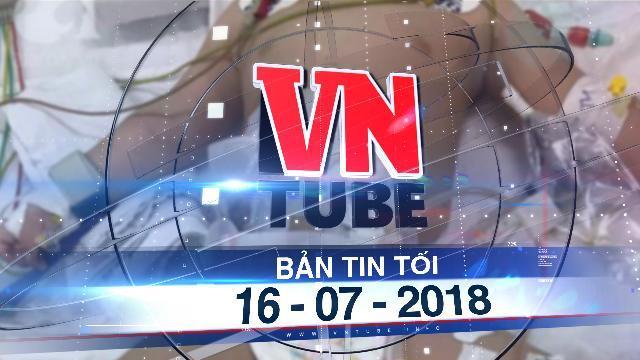 Bản tin VnTube tối 16-07-2018: TP.HCM: Bé trai 11 tháng tuổi bị mẹ ruột đâm nhiều nhát vào bụng