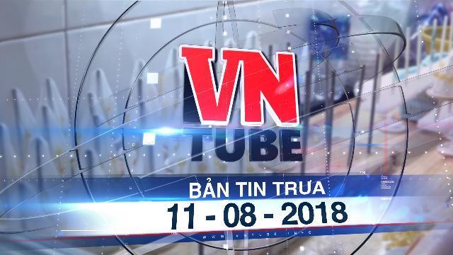 Bản tin VnTube trưa 10-08-2018: Dùng keo dán xăm lốp ôtô để làm bao cao su dỏm ở TP.HCM