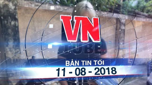 Bản tin VnTube tối 13-08-2018: Thiếu nữ 15 tuổi vi phạm giao thông, tông gãy chân cảnh sát