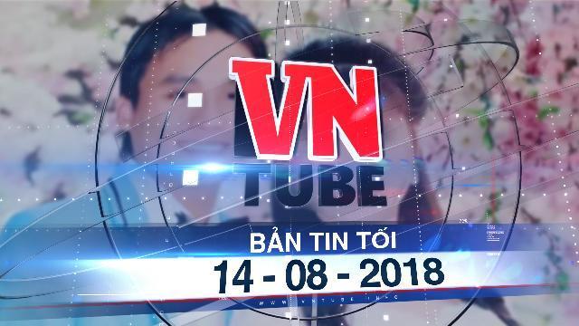 Bản tin VnTube tối 14-08-2018: Bắt được nghi phạm vụ thảm sát 3 người ở Tiền Giang
