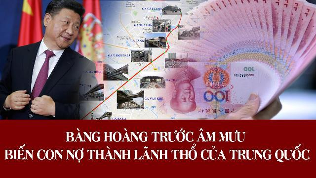 Bàng hoàng trước âm mưu biến con nợ thành lãnh thổ của Trung Quốc