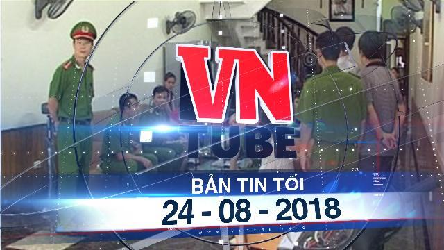 Bản tin VnTube tối 24-08-2018: Sắp có nghị định buộc nhân viên đòi nợ thuê phải mặc đồng phục