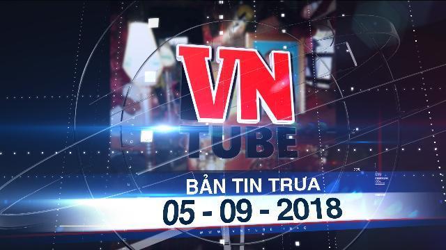 Bản tin VnTube trưa 05-09-2018: Long An: Mẹ sát hại con ruột rồi nhảy sông tự tử