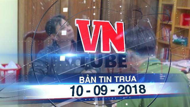 Bản tin VnTube trưa 10-09-2018: Bảo vệ đâm chết nữ quản lý siêu thị vì bị dọa cho nghỉ việc