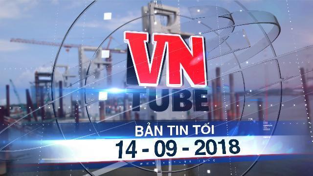 Bản tin VnTube tối 14-09-2018: Dự án chống ngập đình trệ: Mỗi tháng thiệt hại gần 20 tỷ