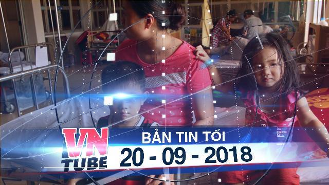 Bản tin VnTube tối 20-08-2018: 3 đứa trẻ bị cha ruột nhốt trong nhà rồi phóng hỏa