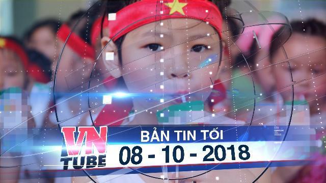 Bản tin VnTube tối 08-10-2018: TP.HCM đề xuất chi 1.135 tỷ cho chương trình sữa học đường