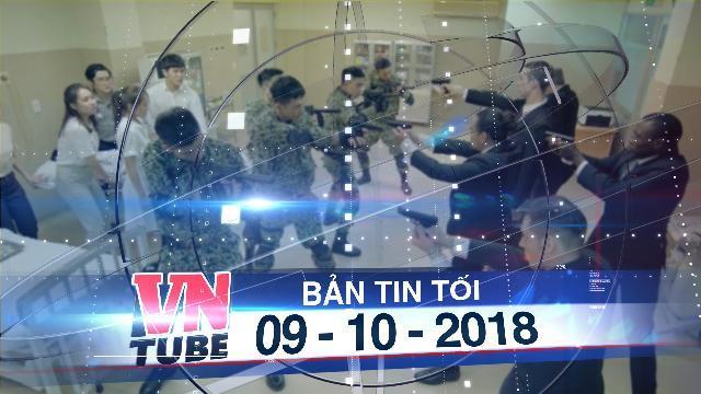 Bản tin VnTube tối 09-10-2018: Bộ Quốc phòng đề nghị sửa sai sót trong phim 'Hậu duệ mặt trời' bản Việt