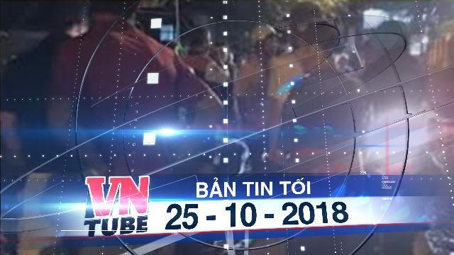 Bản tin VnTube tối 25-10-2018: Nghi bắt cóc trẻ em, nam thanh niên bị đánh tử vong