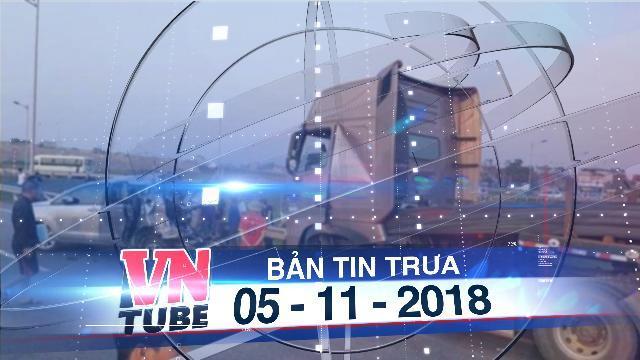 Bản tin VnTube trưa 05-11-2018: Vụ lùi xe trên đường cao tốc 4 người chết: Cần hủy án điều tra lại