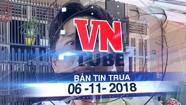 Bản tin VnTube trưa 06-11-2018: Miễn phạt 90 triệu đồng với người đổi 100 USD