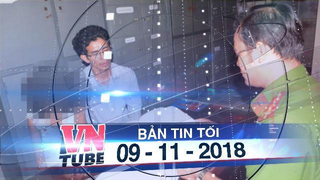 Bản tin VnTube tối 09-11-2018: Thuê 11 người với giá 50 triệu đồng để bắt cóc con gái ruột