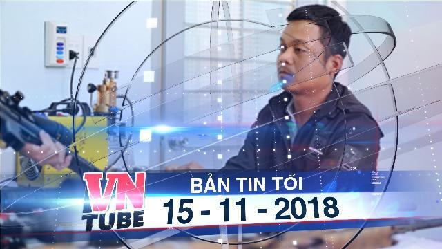 Bản tin VnTube tối 15-11-2018: Tạm giữ thợ cắt tóc chế tạo súng để giải trí