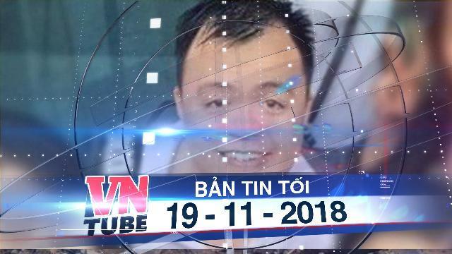Bản tin VnTube tối 19-11-2018: Bắt kẻ đột nhập chung cư cao cấp cướp 1 tỉ đồng