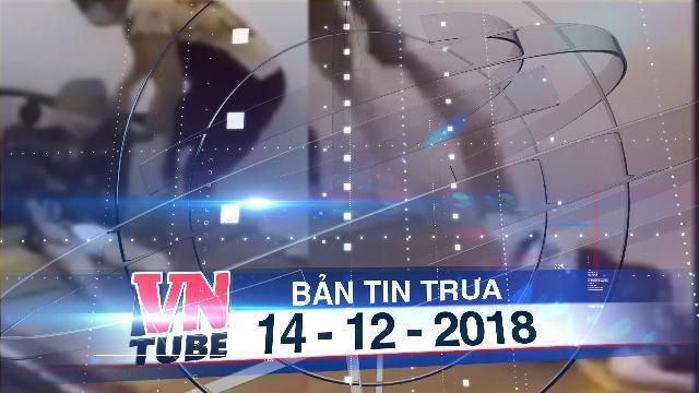 Bản tin VnTube trưa 14-12-2018: Khởi tố người giúp việc hành hạ cụ bà hơn 90 tuổi
