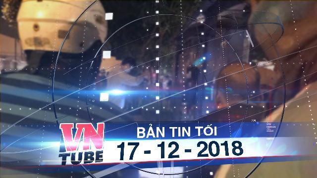 Bản tin VnTube tối 17-12-2018: Thanh niên treo cổ tử vong ở trạm xe buýt Sài Gòn