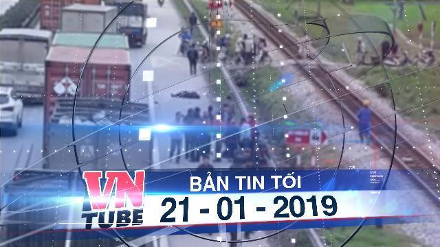 Bản tin VnTube tối 21-01-2019: Xe tải đâm đoàn người đi viếng mộ ở Hải Dương, 9 người chết
