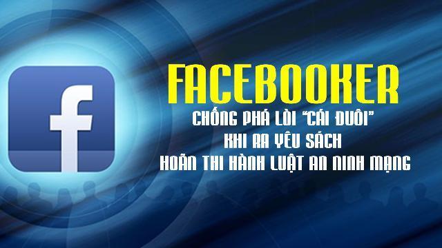 """Facebooker chống phá lòi """"cái đuôi"""" khi ra yêu sách hoãn thi hành Luật An ninh mạng"""