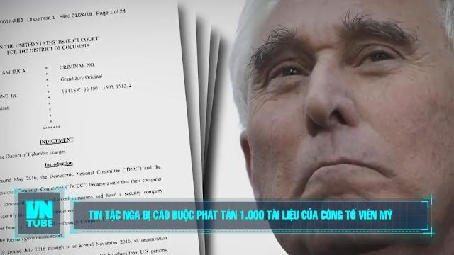 Toàn cảnh an ninh mạng số 1 tháng 02: Tin tặc Nga bị cáo buộc phát tán 1.000 tài liệu của công tố viên đặc biệt Mỹ