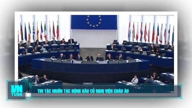 Toàn cảnh an ninh mạng số 3 tháng 02: Tin tặc muốn tác động bầu cử Nghị viện châu Âu
