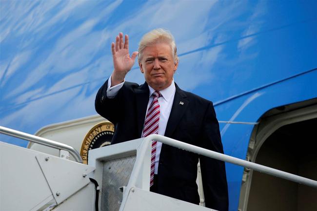 Tổng thống Donald Trump tới Việt Nam hội đàm Chủ tịch Kim Jong-un