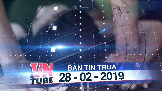 Bản tin VnTube trưa 28-02-2019: Bé gái 13 tuổi nghi bị xâm hại ở bãi biển trong đêm