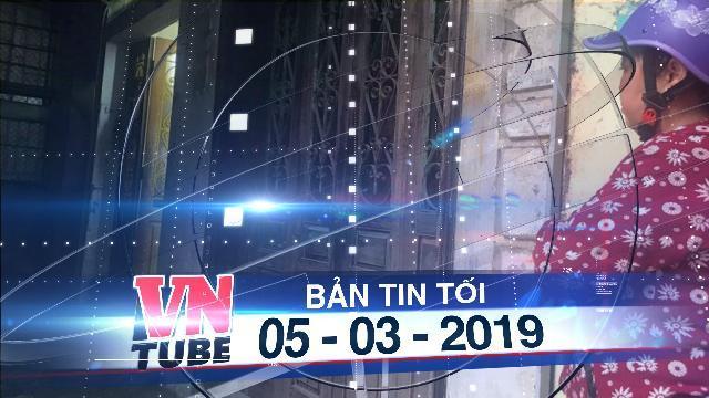 Bản tin VnTube tối 05-03-2019: Nghi phạm truy sát cả gia đình ở Nam Định đã tử vong
