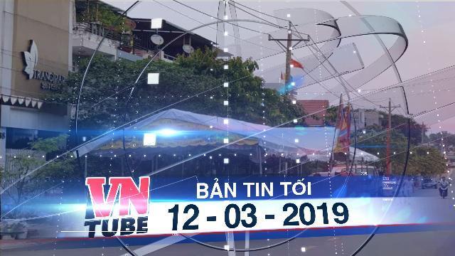 Bản tin VnTube tối 12-03-2019: Mâu thuẫn gia đình, nữ sinh 14 tuổi đâm chết cha ruột