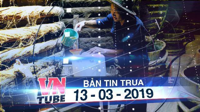 Bản tin VnTube trưa 13-03-2019: Tiếp tục lấy ý kiến hoàn thiện dự thảo tiêu chuẩn nước mắm