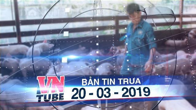 Bản tin VnTube trưa 20-03-2019: Tổng thống Kazakhstan từ chức sau gần 3 thập niên cầm quyền