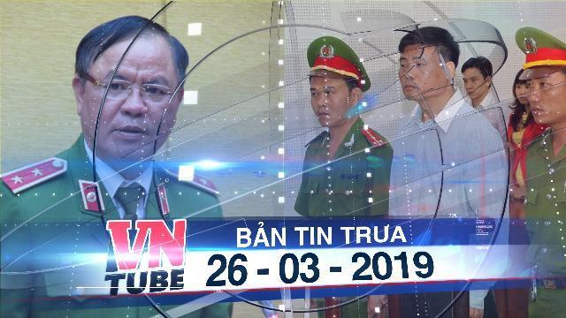 Bản tin VnTube trưa 26-03-2019: Bộ Công an nói về thông tin 'bắt ông Trương Duy Nhất'
