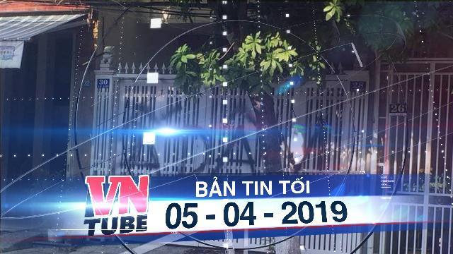 Bản tin VnTube tối 05-04-2019: Nhà người sàm sở bé gái trong thang máy bị ném chất bẩn, xịt sơn