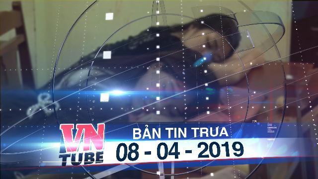 Bản tin VnTube trưa 08-04-2019: Hưng Yên: Bắt 69 nam nữ thanh niên sử dụng ma túy