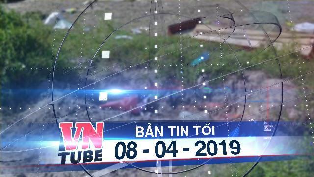 Bản tin VnTube tối 08-04-2019: Phát hiện thi thể bé trai sơ sinh bị vùi dưới đất