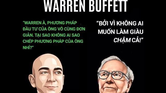 Làm giàu chậm