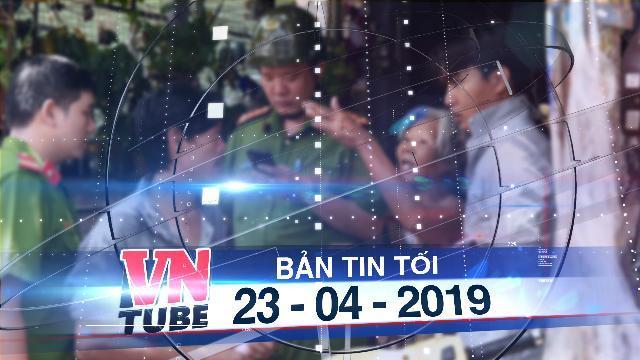 Bản tin VnTube tối 23-04-2019: Bắt chó thả rông, ông Đoàn Ngọc Hải bị chủ nuôi chó thóa mạ