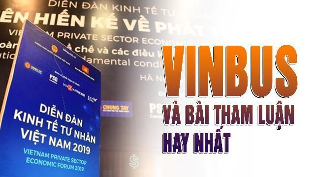 VinBus và bài tham luận hay nhất