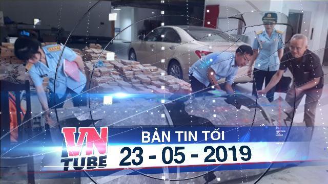 Bản tin VnTube tối 23-05-2019: Ngư dân vớt được vật thể lạ trên vịnh Hạ Long