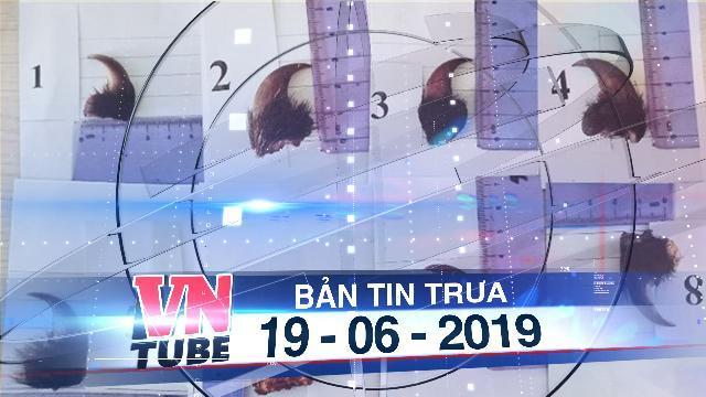 Bản tin VnTube trưa 19-06-2019: Đèo Bảo Lộc sạt lở nhiều giờ, xe nằm chờ dọc tuyến đường