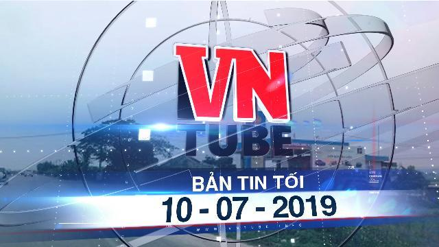 Bản tin VnTube tối 10-07-2019: Một nữ nhân viên bán xăng bị đâm chết lúc rạng sáng