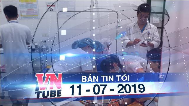 Bản tin VnTube tối 11-07-2019: Bé gái 22 tháng tuổi bị chó becgie cắn tử vong
