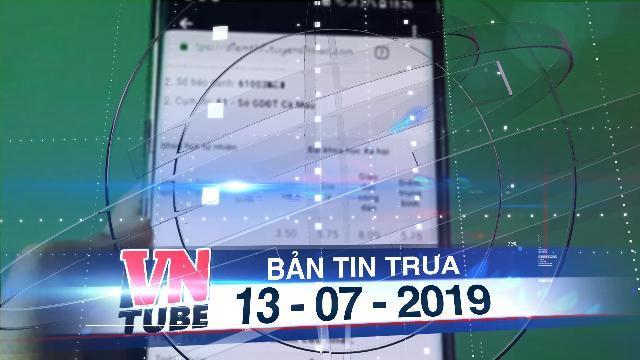 Bản tin VnTube trưa 13-07-2019: Xuất hiện trang web giả công bố điểm thi THPT Quốc gia 2019