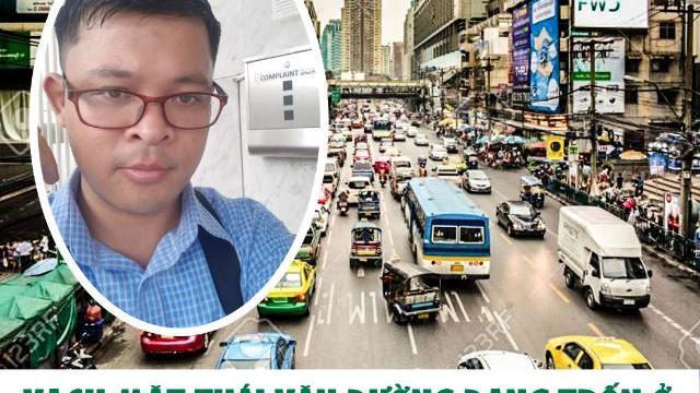 Vạch mặt Thái Văn Đường đang trốn ở Thái Lan nhưng kêu gào xung phong xuống đường chống Trung Quốc