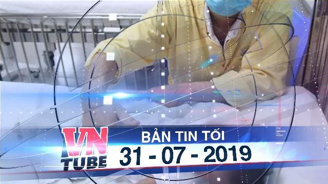 Bản tin VnTube tối 31-07-2019: Bé 22 tháng tuổi bị ngộ độc sừng tê giác