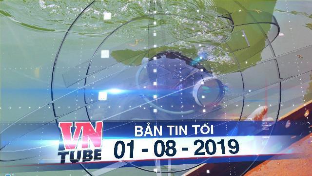 Bản tin VnTube tối 01-07-2019: Chi 48 tỷ khai quật tàu cổ ở Dung Quất, thu về toàn mảnh vỡ